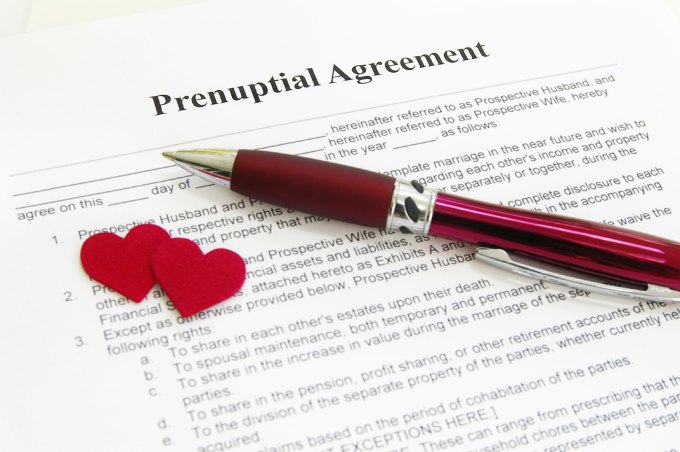 Oregon Prenuptial Agreements