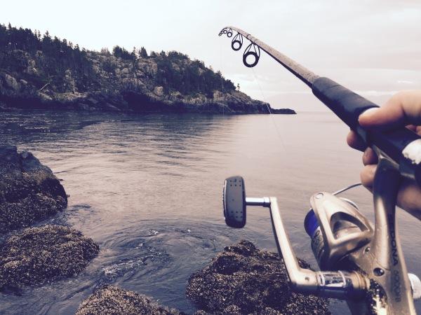Fishing in Oregon