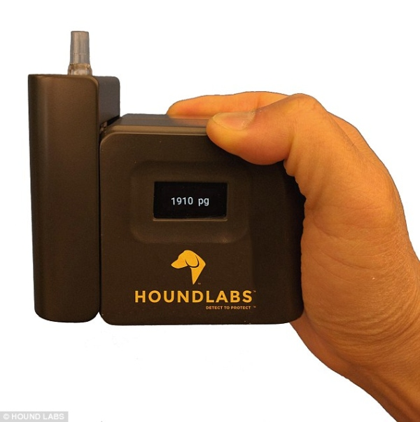 Marijuana Breathalyzer and Oregon DUI cases